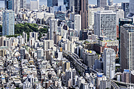 Japan, Tokyo, Cityscape - THAF001505