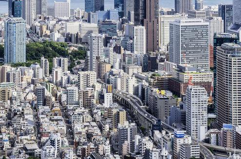Japan, Tokyo, Cityscape - THAF001505