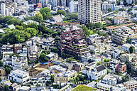Japan, Tokyo, Cityscape - THAF001508
