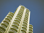 Canada, Vancouver, high-rise residential building - DISF002281