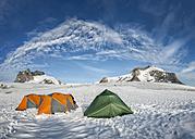 Greenland, Schweizerland, Kulusuk, Tent camp - ALRF000245