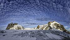 Greenland, Schweizerland, mountains near Kulusuk - ALRF000248