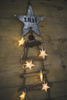 Christmas decoration with fairy lights - JPF000079