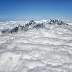Switzerland, Western Bernese Alps, Gasterntal, Balmhorn, Zackengrat - ALRF000258