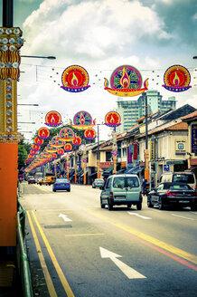 Singapur, Chinatown, Pagoda Street - PU000450