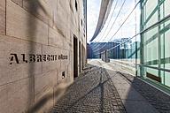 Germany, Nuremberg, Neues Museum Nuernberg - WD003485