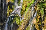 Croatia, Plitvice National Park, Waterfall - LOMF000159