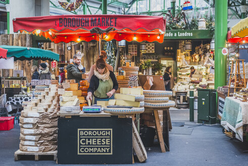 United Kingdom, England, London, Borough market - KEB000311