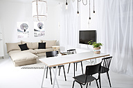 Modern living room - MAEF011212