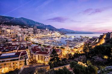 Monaco, La Condamine, Monte Carlo - DAWF000414