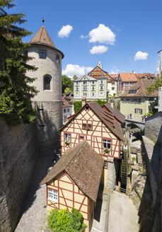Germany, Meersburg castle at Lake Constance - SIE006910