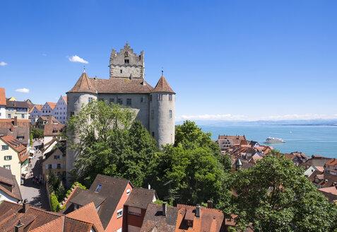 Germany, Meersburg castle at Lake Constance - SIE006913