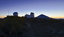 Spain, Canary Islands, Tenerife, Teide observatory - STCF000125