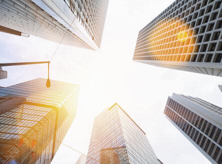 China, Central Hong Kong, Skyscrapers - HSIF000399