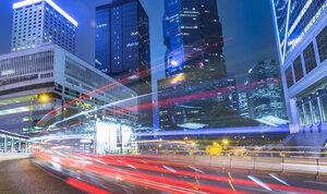 China, Hong Kong, - HSIF000405