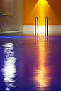 Empty indoor swimming pool - WWF003905
