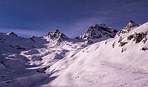 Italy, Rhemes-Notre-Dame, Benevolo, ski mountaineering - ALRF000299