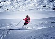 Italy, Rhemes-Notre-Dame, Benevolo, ski mountaineering - ALRF000302