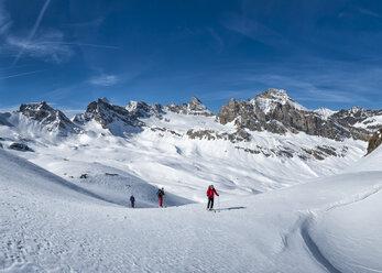 Italy, Rhemes-Notre-Dame, Benevolo, ski mountaineering - ALRF000305