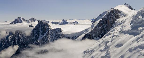 France, Chamonix, Mont Blanc Range - ALRF000317