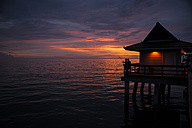 USA, Florida, Naples, Pier at sunset - CHPF000193