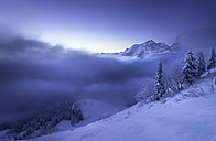 Germany, Bavaria, Berchtesgaden Alps, Hoher Goell - STCF000151