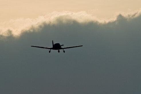 Sports plane, Piper, thundercloud - AMF004730