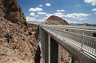 USA, Nevada, Mike O'Callaghan-Pat Tillman Memorial Bridge, near Hoover Dam - STCF000168