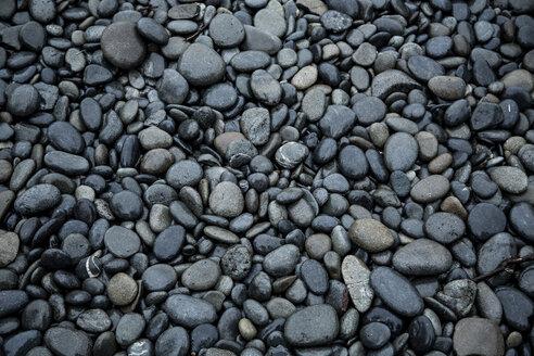 USA, Stones at beach - NGF000276