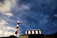 Tenerife, Lighthouse by night - SIPF000161