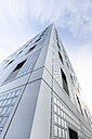 Germany, Stuttgart, facade of public library - FCF000852