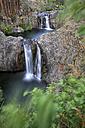 Spain, Guadalajara, Sierra de Ayllon, Cascada del Aljibe, Aljibe, waterfalls, Rio Jarama - DSGF000871