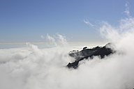 Portugal, Madeira, landscape with clouds - REAF000045