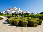 Oman, Muscat, Royal Opera House Muscat - AMF004773