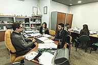 Group of people in office - JASF000487