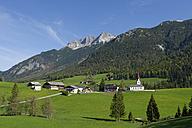 Austria, Tyrol, Steinberg am Rofan - LBF001379