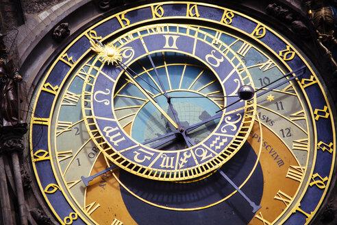 Astronomical clock in Prague - GIOF000761