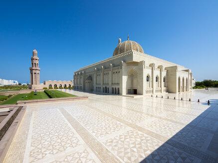 Oman, Muscat, Sultan Qaboos Grand Mosque - AM004785
