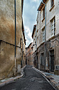 France, Avignon, Old town, Alley - CSTF000933
