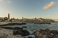 Italy, Apulia, Monopoli in the evening - KAF000138