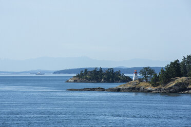 Canada, Vancouver Island, Victoria, Lighthouse - NGF000307
