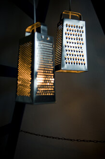 DIY, lamps, made of grater - GISF000198