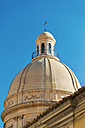 Italy, Sicily, Noto, Dome of Noto Cathedral - CSTF000975