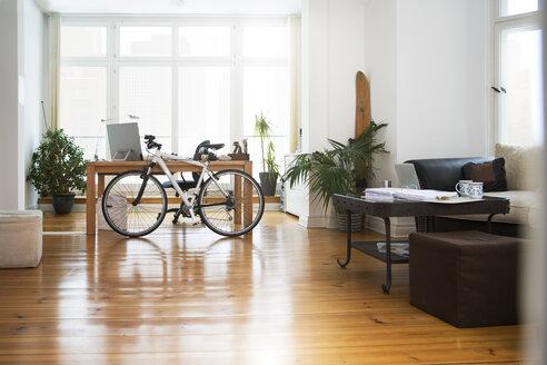 Interior of a modern informal office - FKF001718