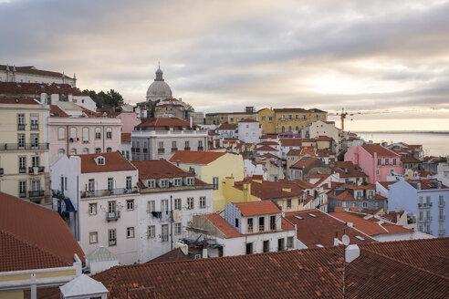 Portugal, Lisbon, Alfama district, cityscape - MAUF000283