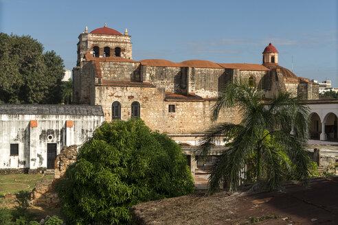 Dominican Republic, Santo Domingo, Iglesia de Nuestra Senora de Las Mercedes - PCF000249