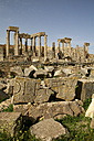Tunisia, Beja Governorate, Roman ruin of Dougga - DSGF001064