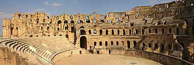 Tunisia, Colosseum in El Djem - DSGF001070