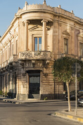 Italy, Sicily, Siracuse, Old town, House - CSTF000999