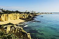 Portugal, Algarve, Coast near Porches - THAF001590